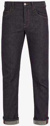 Gucci Mid-rise Straight-leg Denim Jeans - Blue