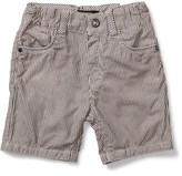 HUGO BOSS Boys Stripe Poplin Shorts