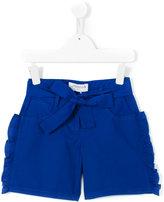 Simonetta belted shorts - kids - Cotton - 2 yrs