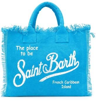 MC2 Saint Barth Vanity beach tote bag