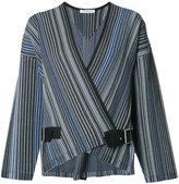 J.W.Anderson Kimono jacket - women - Cotton/Viscose - 10