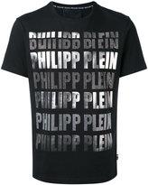 Philipp Plein Sadako T-shirt - men - Cotton - S