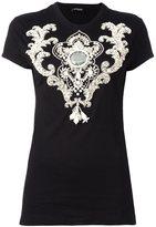 Balmain embellished stone T-shirt