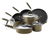 Anolon Advanced Cookware Set (11 PC)