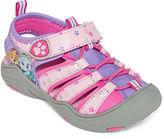 Nickelodeon Paw Patrol Girls Strap Sandals
