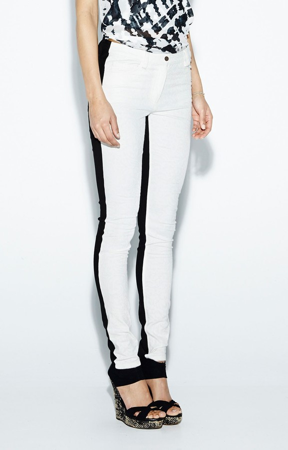Nicole Miller The Skinny Combo Pant