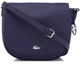 Lacoste Women's Round Crossover Bag Navy
