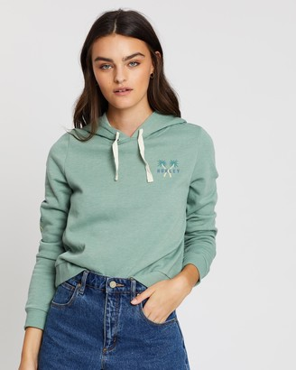 Hurley Mingo Perfect Crop Fleece Hoodie