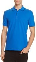 HUGO Delorian Tipped Slim Fit Polo Shirt