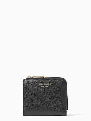 Kate Spade Eva Small L-Zip Bifold Wallet