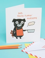 OHH DEER Ohh Deer Flippin' Awesome Card