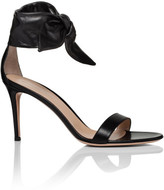 Gianvito Rossi 85mm Sandal With Nappa Ankle Tie