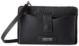 Kenneth Cole Reaction Squared Off Crossbody w/ RFID & Phone Charger
