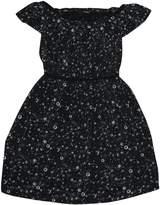 The Kooples Black Silk Dresses