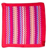Missoni Silk Chevron Scarf