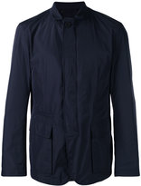 HUGO BOSS zip-up jacket - men - Polyamide - 48