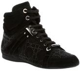 Christian Dior High Top Sneaker