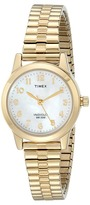 Timex Classic Gold-Tone Expansion Band Watch Watches