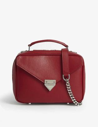 The Kooples Leather shoulder bag