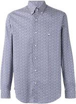 Etro paisley print shirt - men - Cotton/Spandex/Elastane - 40