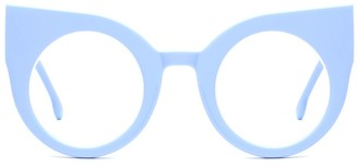Supernormal Curious Baby Blue Computer Glasses