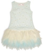 Biscotti Infant Girls' Drop Waist Tutu Dress - Sizes 9-24 Months