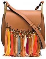 Chloé fringed shoulder bag