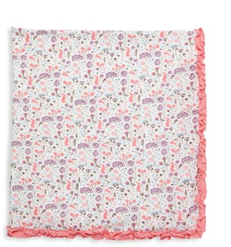 Magnetic Me Baby Girl's Beatrix Floral Swaddle