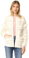 Madewell Desert Valley Fringe Cardigan Sweater