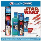 Oral-B and Crest Kids Premium Holiday Pack Featuring with Battery Toothbrush, Toothpaste & Rinse