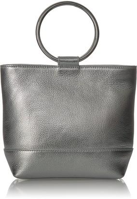 The Fix Amazon Brand Sienna Mini Lthr Bucket Bag ORing Handle