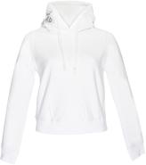 Vetements Champion Hooded Sweatshirt