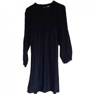 Antik Batik Black Dress for Women