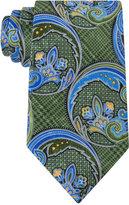 Geoffrey Beene Men's Circular Paisley Tie