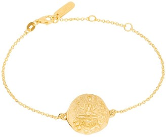 Loft & Daughter Lakshmi Coin Bracelet