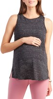 Ingrid & Isabel R) Active Cross Back Maternity Tank