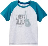 Lucky Brand Southern Tour Guitar Tee (Toddler Boys)