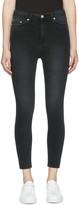 BLK DNM Grey 8 Jeans