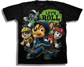 Freeze Black PAW Patrol 'Let's Roll' Tee - Boys