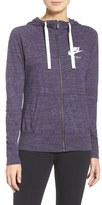 Nike Women's 'Gym Vintage' Front Zip Hoodie
