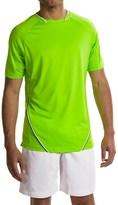 Prince Mesh Panel T-Shirt - UPF 40, Short Sleeve (For Men)