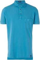 Drumohr chest pocket polo shirt - men - Cotton - S