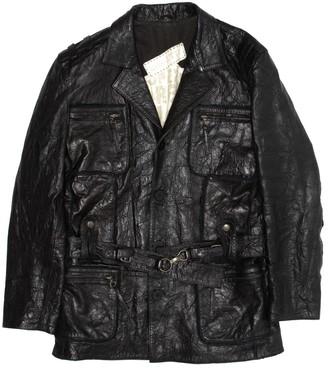 Fratelli Rossetti Black Leather Jackets