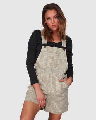 Billabong Check It Out Overalls