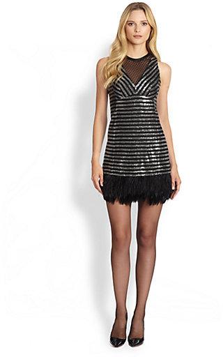 Nanette Lepore Le Disco Dress