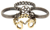 Obey The Sinful Stack Rings in Assorted