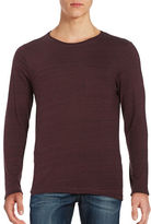 Selected Textured Cotton-Stretch Shirt