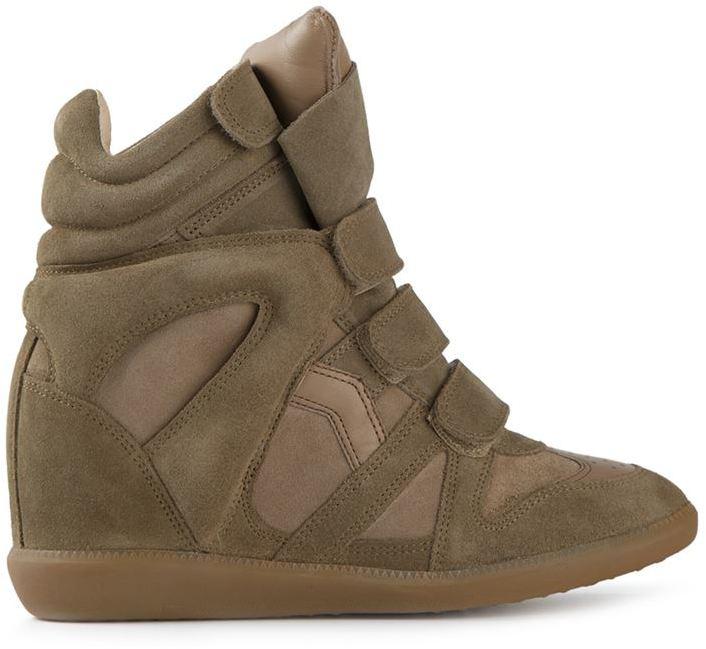Isabel Marant 'Beckett' hi-top sneakers