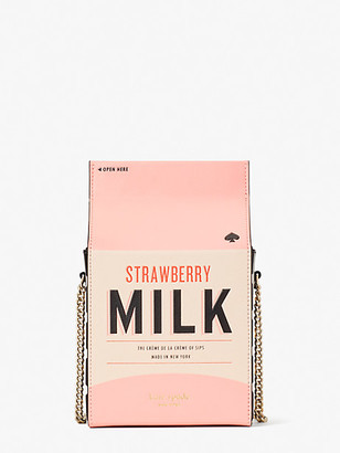Kate Spade Year Of The Ox Milk Carton Crossbody