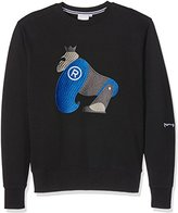 Money Clothing Men's Machine Ape Crew Sports Jumper